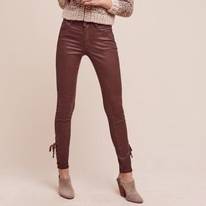 pilcro and the letterpress pant with lace